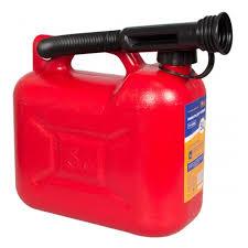 <b>Канистра для топлива</b> KRAFT KT 832000 пластиковая, с ...