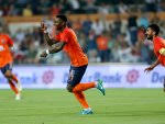Süper Lig'de yeni sezonun ilk golü Elia'dan