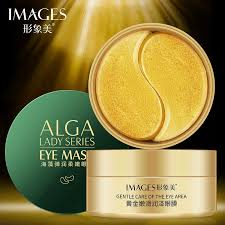 IMAGES 60Pcs Golden Treatment Eyemasks Dark Circles Wrinkles ...
