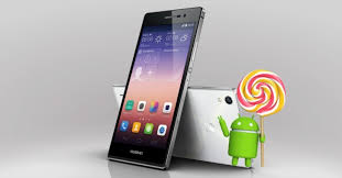 Huawei Ascend P7 Receiving Android 5.1.1 Lollipop Update
