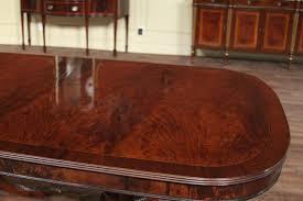 Traditional Dining Room Tables Mahogany Dining Room Table Traditional Dining Room Tables With