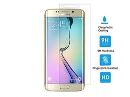tempered glass for samsung galaxy s6 edge does not cover edges case army amazoncom tempered glass