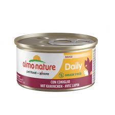 Купить <b>Almo Nature Daily</b> Menu Rabbit <b>Консервы</b> нежный мусс ...