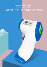 China <b>Body Temperature Forehead Non</b>-Contact Digital Infrared ...
