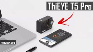 <b>ThiEYE T5 Pro</b> First REVIEW: Budget 4K Action Camera 2019