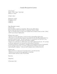 resign letter resignation letter sample simple    sample letters of resignation writing letters of resignation i   letters of resignation