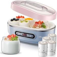Xiaomi для кухни - <b>Йогуртница</b> Xiaomi <b>Small Bear</b> Yogurt Machine