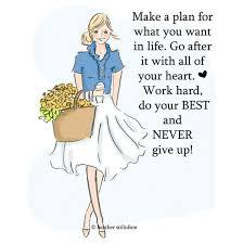 overcome life short term goals make a plan quote by heather stillufsen
