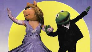 Image result for Miss Piggy and Kermit