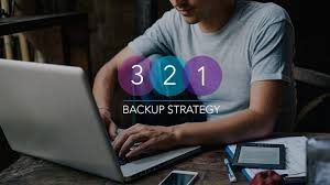 Backup Strategies: Why <b>the 3</b>-2-1 Backup Strategy is the Best