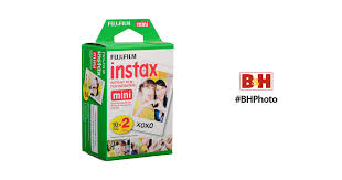 <b>FUJIFILM INSTAX Mini</b> Instant <b>Film</b> (20 Exposures) 16437396 B&H