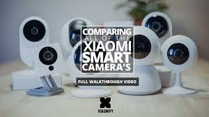 ALL <b>Xiaomi Smart Cameras</b> compared! - YouTube