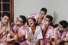 This <b>Woman</b> Got Her Bros To Be Her <b>Bridesmaids</b> And People Are ...