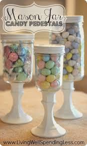 jar crafts home easy diy: diy easter mason jars crafts homestheticsnet