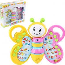 <b>Развивающая игрушка</b> Бабочка <b>Veld Co</b> 82425 купить в ...