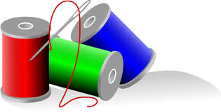 Image result for creative commons images for sewing clip art