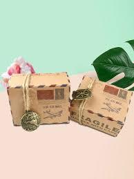 Buy <b>50Pcs</b>/<b>Lot</b> DIY Vintage Travel Candy Box With Globe And ...