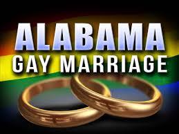 Image result for same sex marriage in alabama