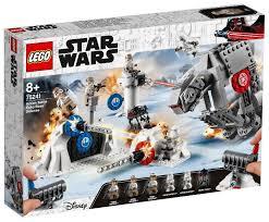 <b>Конструктор LEGO Star Wars</b> 75241 Защита базы Эхо — купить ...