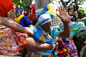 Image result for images voodoo ceremonies haiti
