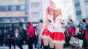 Фотофакт: в Осаке прошел масштабный косплей-фестиваль ...