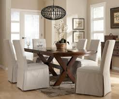 Formal Dining Room Chair Covers Chair Slipcovers Dining Room At Alemce Home Interior Design