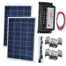Detail Feedback Questions about <b>Kit Solar Caravana</b> Panneau ...