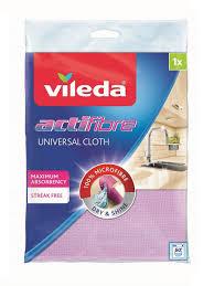 <b>Салфетка</b> Актифайбр <b>Vileda</b> 2852525 в интернет-магазине ...