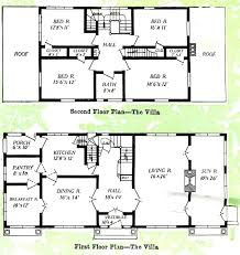 April   Sears Modern Homesfloorplan  If I    m doing my math right  this house was feet across the front and feet deep  That    s a very spacious house  On many Villas  I    ve seen the