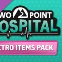 <b>Retro</b> Items Pack DLC | <b>Two Point Hospital</b> Wiki | Fandom