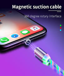 USB световой <b>кабель</b> со светодиодной подсветкой для iPhone ...
