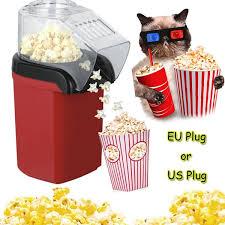 1200W Mini Electric <b>Popcorn Maker</b> Hot Air <b>Popcorn Maker</b> Home ...
