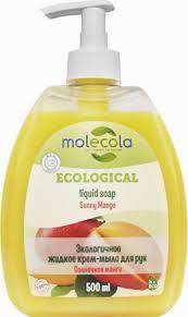 "183 отзыва на <b>Molecola</b> Жидкое <b>крем</b>-<b>мыло для рук</b> ""Манго"" 500 ..."