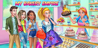 My Bakery Empire - Bake, Decorate & Serve Cakes - Apps on ...