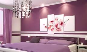 Paint Colour For Bedrooms Painted Bedrooms Ideas Zampco