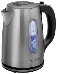 Купить <b>Чайник Scarlett SC-EK21S73</b>, сталь по низкой цене с ...