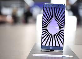 Samsung приостановила производство Galaxy Note 7 из-за ...
