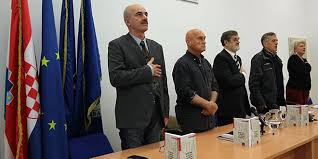 Hodak, Jurčević, Ljubić i Markuš na predstavljanju knjige akademika ...