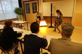 Digital Fire Extinguisher Trainer | BullsEye Digital Fire <b>Simulation</b>