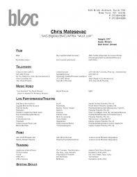 musician resume template basic cover letter formatbusinessprocess musician resume sample volumetrics co sample resume music industry sample musician resume sample resume music