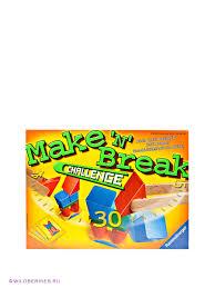 <b>Настольная игра</b> Make'n'<b>Break</b> Challenge Ravensburger 489679 в ...