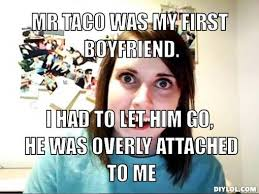 Overly Attached Girlfriend Meme Generator - DIY LOL via Relatably.com