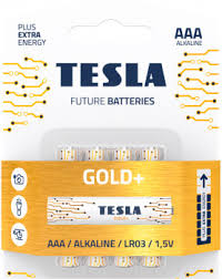 Аккумуляторы и <b>батарейки Tesla ААА</b> типоразмера купить в ...