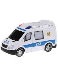<b>Машина</b> Полиция ТЕХНОДРАЙВ 9086243 в интернет-магазине ...