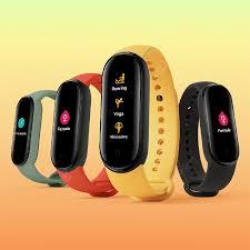 Xiaomi <b>Mi Band 5</b> Black <b>CHINESE</b> VERSION Smart Wristband Sale ...