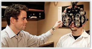The phoropter is one of the most commonly used tools in eye exams to find your prescription.