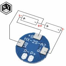 <b>1PCS Great IT</b> 2S 5A Li ion Lithium Battery 7.4v 8.4V 18650 Charger ...