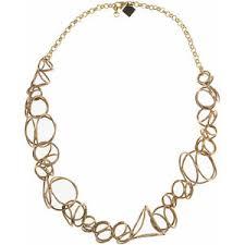 Iron By Miriam Nori Бусы В продаже со скидкой, бронзовый ...