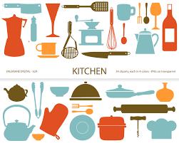 kitchen utensil: kitchen clipart edfcbdcccaa kitchen cliparts retro kitchen utensil clipart