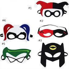 Online Shop Mask Harley Quinn DC Joker Super Hero <b>Batman</b> ...